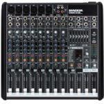 MAC PROFX12 USB mixer